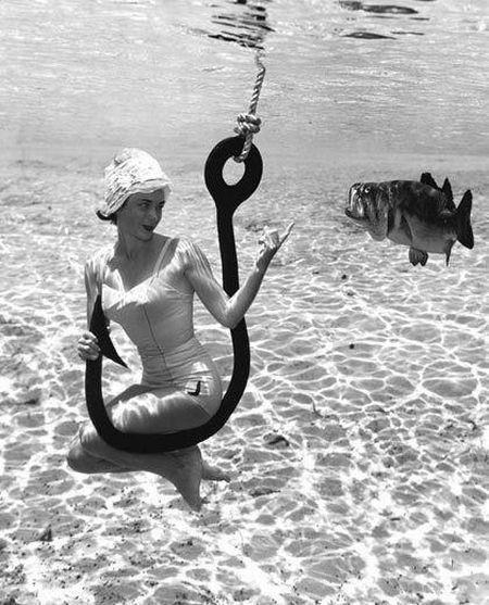 Bruce Mozert, 1938 - Photographer