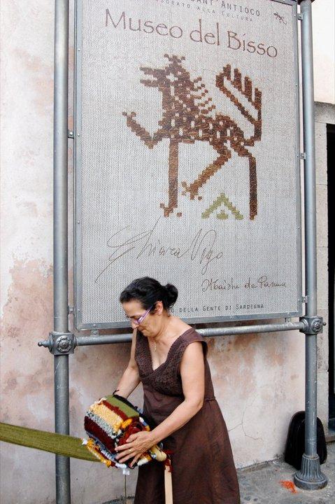 CHIARA VIGO: il Museo del Bisso
