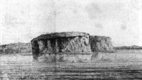 Boston Harbor 1775, Nix's Mate, Dove Capt.Fly fu impiccato