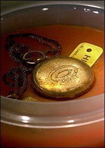 orologio di George E. Dixon