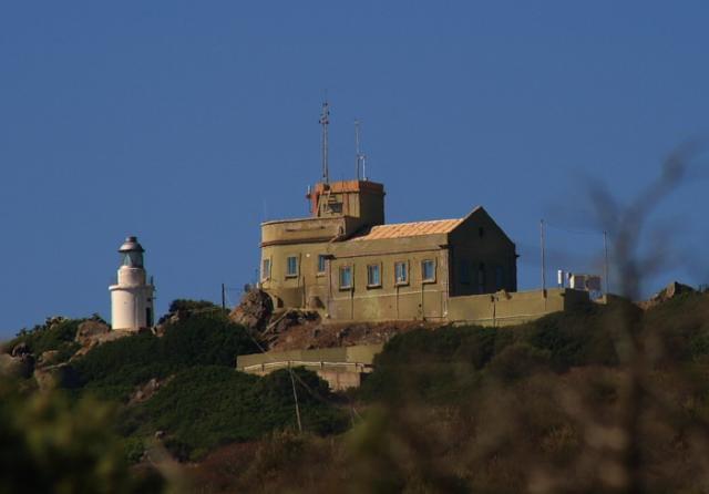 Faro di Capo Carbonara