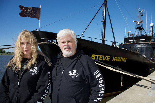 Sea Shepherd, anni 1984/1985