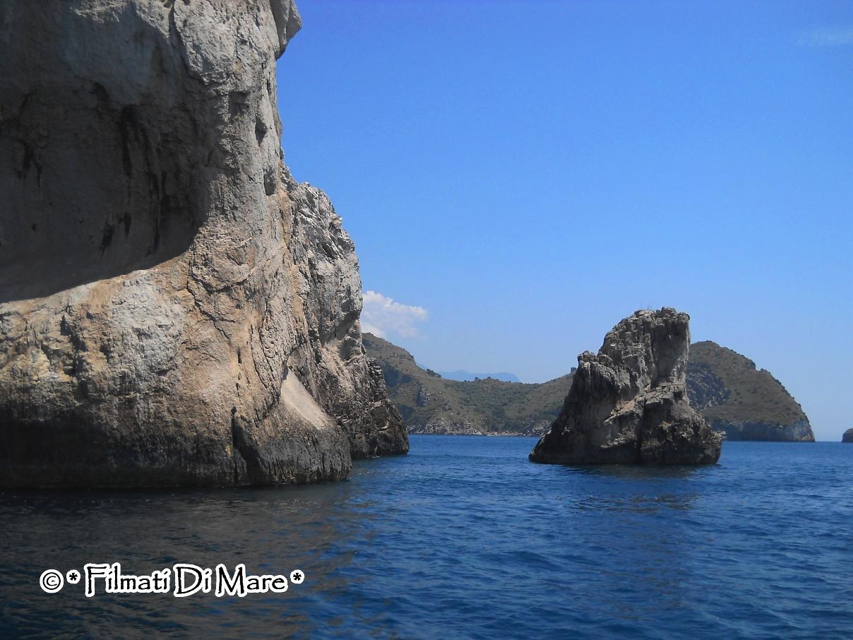 Costiera di positano positano coast arcilelago li galli for Separa il golfo di napoli da quello di salerno