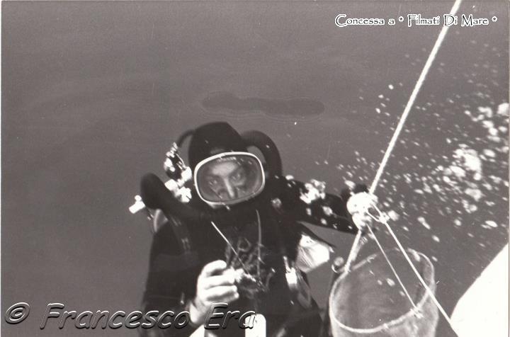 Francesco Era - Una sua bella foto di anni fa: risalita
