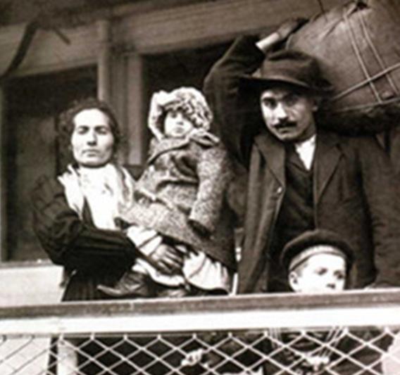 Migranti Italiani - Quando i migranti eravamo noi