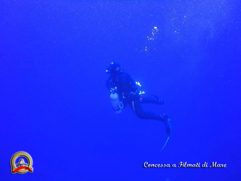 Sidemount in immersione