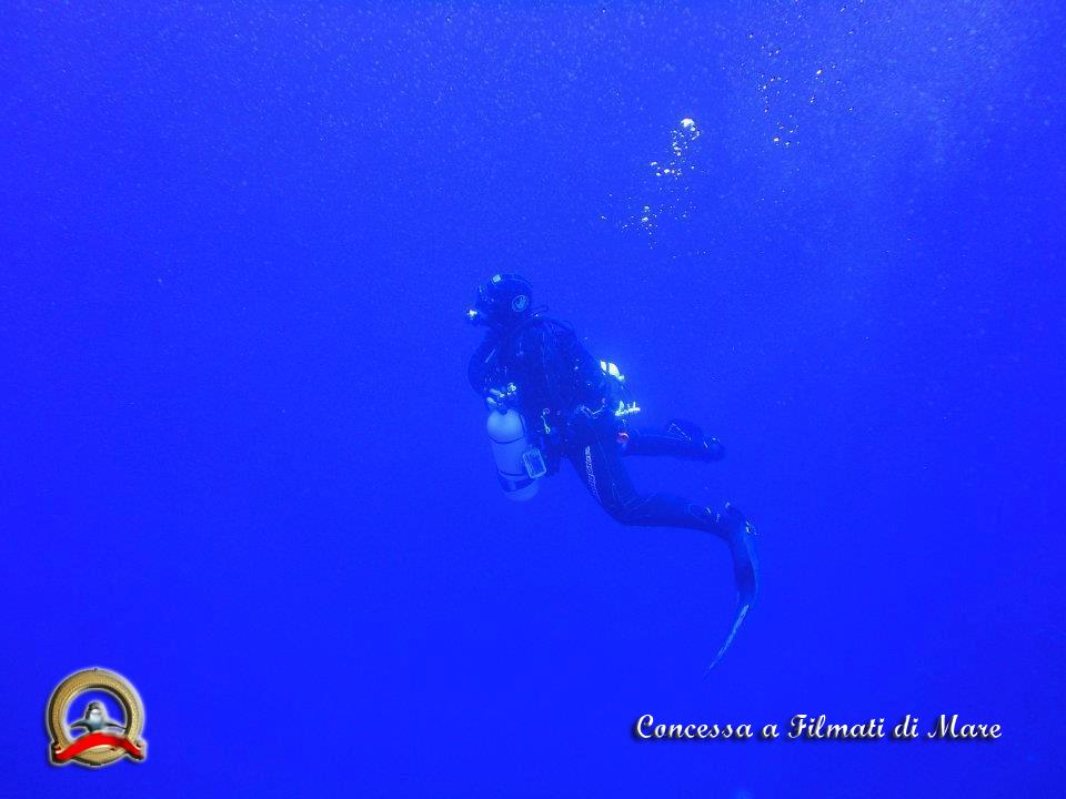 Sidemount in immersione