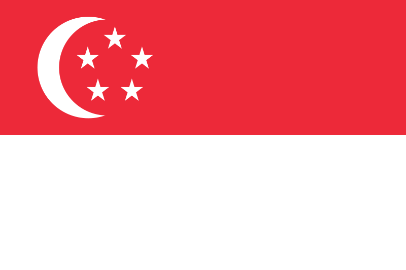 Racconti di mare nave in avaria - Flag of Singapore