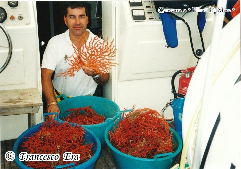 Francesco Era- Corallo - Una pescata eccezionale di quelle che te le ricordi per tutta la vita