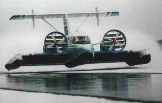 Il Volga 2 visto dal davanti