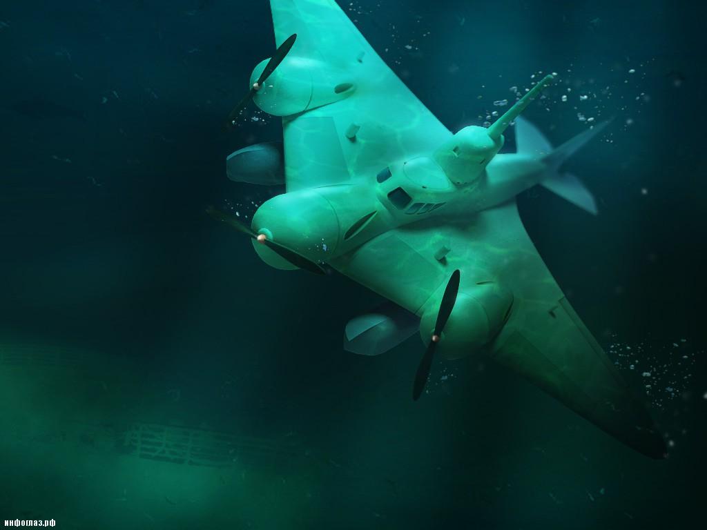 Sottomarino volante (LPL) - Летающая подводная лодка (ЛПЛ)