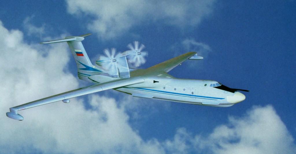 A-42PE è una versione dedicata alle missioni di pattugliamento e salvataggio