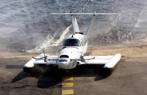 Amphistar 2008 - Russian Aquaglide