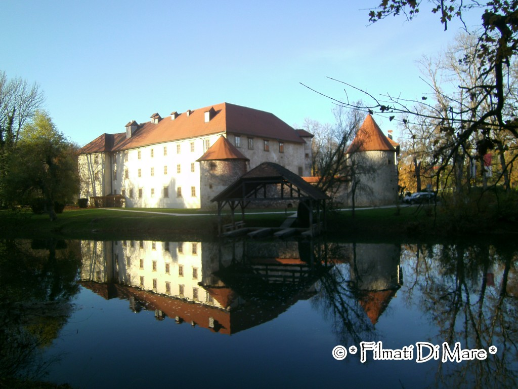 Castello Otocec, Otocec Castle,Otocec -Slovenia