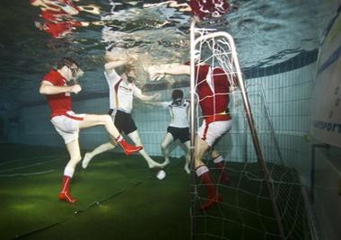 Underwater Soccer - Calcio subacqueo