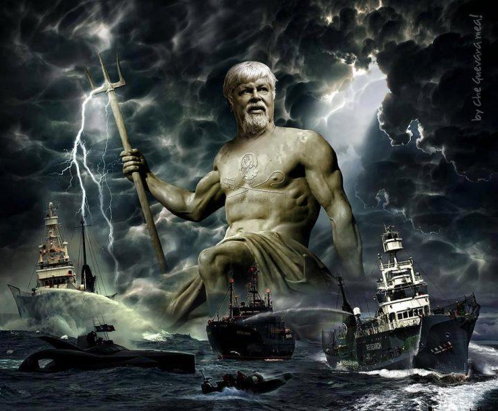 Sea Shepherd 2018, Paul Watson 2018